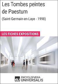 Télécharger le livre : Les Tombes peintes de Paestum (Saint-Germain-en-Laye - 1998)