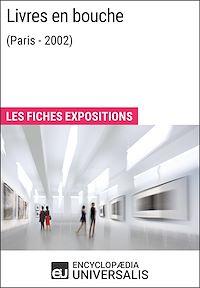 Télécharger le livre : Livres en bouche (Paris - 2002)