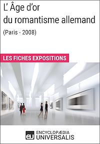 Télécharger le livre : L'Âge d'or du romantisme allemand (Paris - 2008)