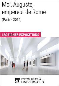 Télécharger le livre : Moi, Auguste, empereur de Rome (Paris-2014)