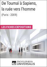 Télécharger le livre :  De Toumaï à Sapiens, la ruée vers l'homme (Paris - 2009)