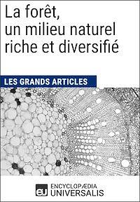 Télécharger le livre : La forêt, un milieu naturel riche et diversifié