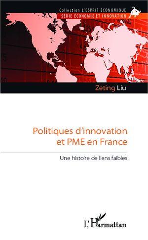 Téléchargez le livre :  Politiques d'innovation et PME en France