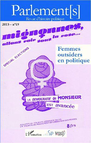 Téléchargez le livre :  Femmes outsiders en politique