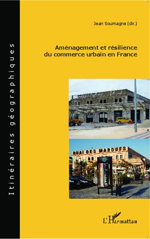 Téléchargez le livre :  Aménagement et résilience du commerce urbain en France