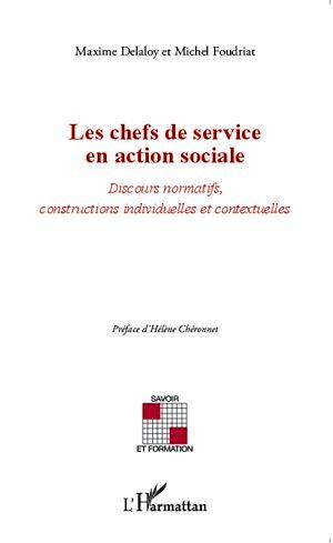 Téléchargez le livre :  Les chefs de service en action sociale