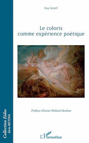 Téléchargez le livre :  Le coloris comme expérience poétique