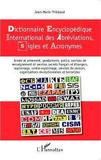 Télécharger le livre : Dictionnaire encyclopédique international des abréviations, sigles et acronymes