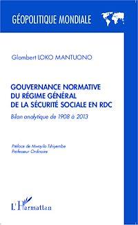Télécharger le livre : Gouvernance normative du régime général de la sécurité sociale en RDC