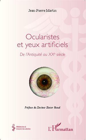Téléchargez le livre :  Ocularistes et yeux artificiels