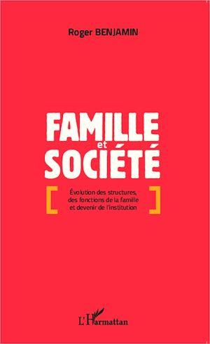 Téléchargez le livre :  Famille et société