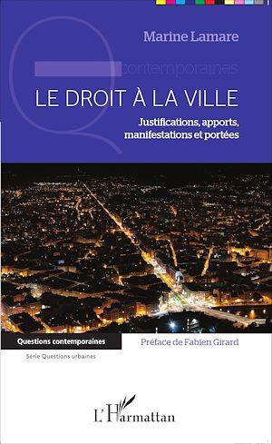 Téléchargez le livre :  Le droit à la ville