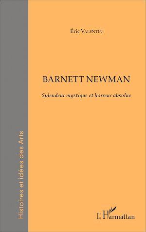 Téléchargez le livre :  Barnett Newman
