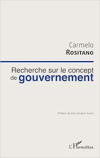 Télécharger le livre : Recherche sur le concept de gouvernement