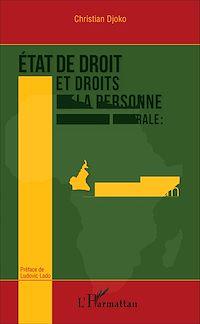 Télécharger le livre : État de droit et droits de la personne en Afrique centrale