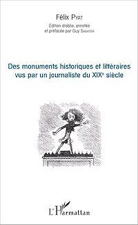 Télécharger le livre : Des monuments historiques et littéraires vus par un journaliste du XIXe siècle