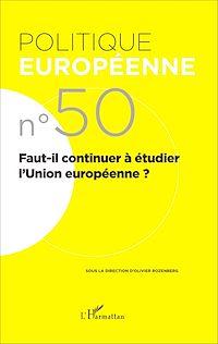 Télécharger le livre : Faut-il continuer à étudier l'Union européenne ?