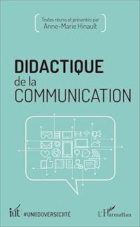 Télécharger le livre : Didactique de la communication