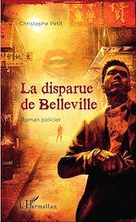 Télécharger le livre :  La disparue de Belleville