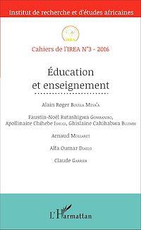 Télécharger le livre : Education et enseignement