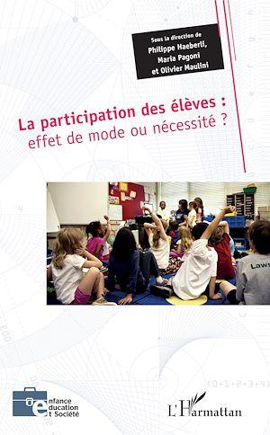 Téléchargez le livre :  La participation des élèves