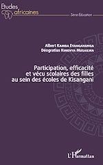 Télécharger le livre :  Participation, efficacité et vécu scolaires des filles au sein des écoles de Kisangani