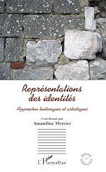 Télécharger le livre :  Représentations des identités