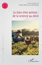 Télécharger le livre :  Le bien-être animal : de la science au droit