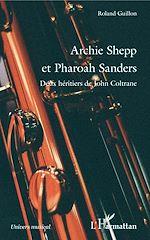 Télécharger le livre :  Archie Shepp et Pharoah Sanders