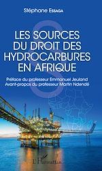 Télécharger le livre :  Les sources du droit des hydrocarbures en Afrique