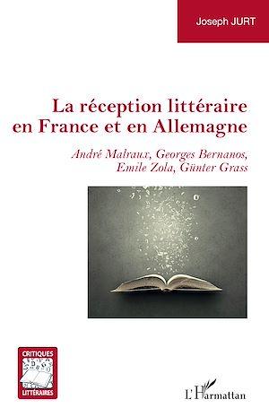 Téléchargez le livre :  La réception littéraire en France et en Allemagne