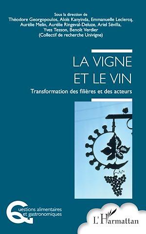 Téléchargez le livre :  La vigne et le vin