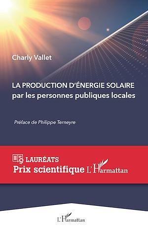 Téléchargez le livre :  La production d'énergie solaire