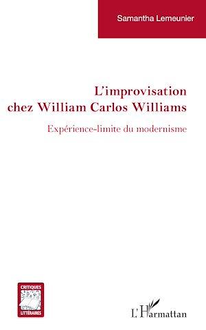 Téléchargez le livre :  Improvisation chez William Carlos Williams