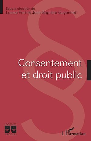 Téléchargez le livre :  Consentement et droit public