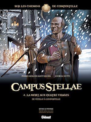 Téléchargez le livre :  Campus Stellae, sur les chemins de Compostelle - Tome 04