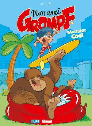 Téléchargez le livre :  Mon Ami Grompf - Tome 09