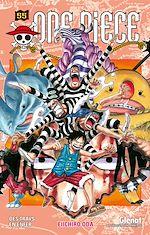 Télécharger le livre :  One Piece - Édition originale - Tome 55