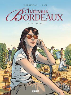 Téléchargez le livre :  Châteaux Bordeaux - Tome 07