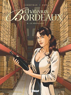 Téléchargez le livre :  Châteaux Bordeaux - Tome 08
