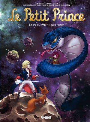 Téléchargez le livre :  Le Petit Prince - Tome 24