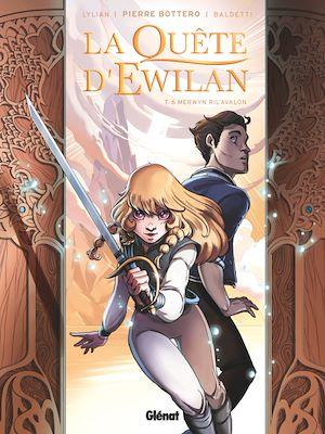 Téléchargez le livre :  La Quête d'Ewilan - Tome 06