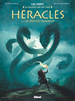 Téléchargez le livre :  Héraclès - Tome 02