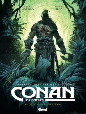 Téléchargez le livre :  Conan le Cimmérien - Au-delà de la rivière noire