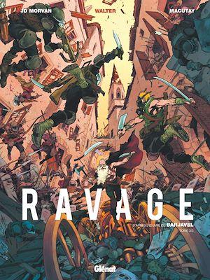 Téléchargez le livre :  Ravage - Tome 03