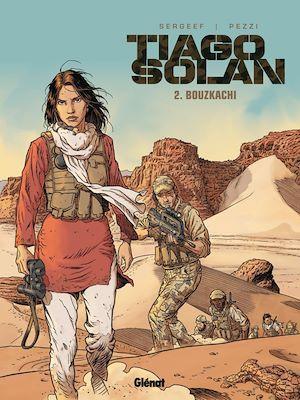 Téléchargez le livre :  Tiago Solan - Tome 02