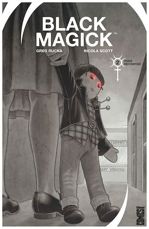 Téléchargez le livre :  Black Magick - Tome 02