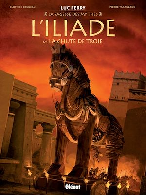 Téléchargez le livre :  L'Iliade - Tome 03