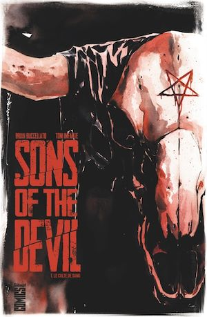 Téléchargez le livre :  Sons of the devil - Tome 01