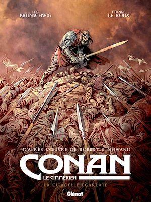 Téléchargez le livre :  Conan le Cimmérien - La Citadelle écarlate